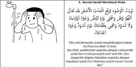 Cara Niat Wudhu Yang Benar Islamidotco