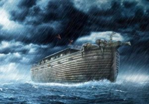 Kisah Syirik Pertama Kali di Masa Nabi Nuh As