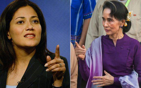 Suu Kyi, Pemenang Nobel Perdamaian, Kesal Diwawancarai Presenter Muslim