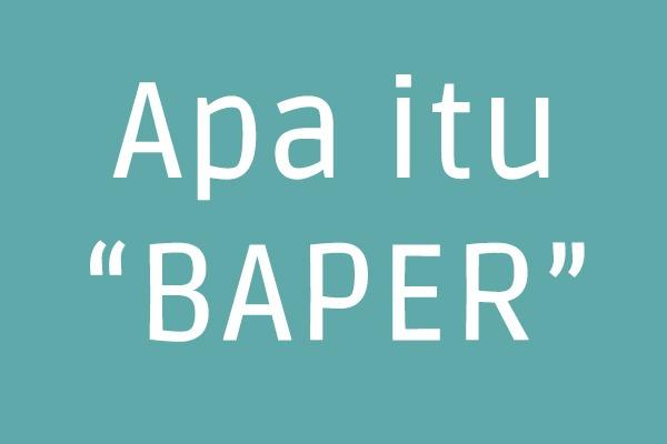 Islam Baper atawa Akidah Puber