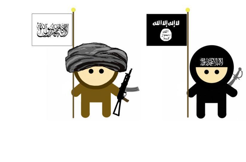 Taliban, Munculnya ISIS di Afghanistan (Bagian-4)