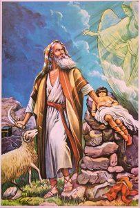 Keteguhan Iman Nabi Ibrahim