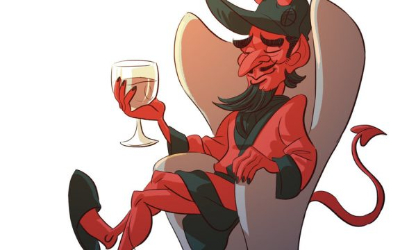 Belajar Kepada Setan