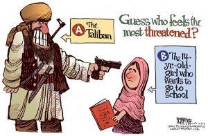 Sejarah Taliban dan Merek Teroris (Bagian-5 Habis)