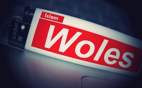 Islam Garis Woles