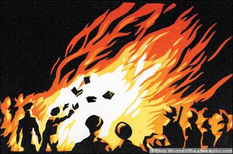 Ketika Ulama Membakar Buku