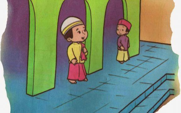 Doa Keluar dari Tempat Ibadah