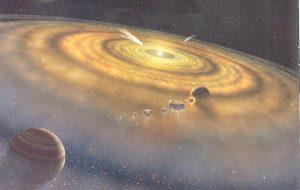 Kisah Awal Mula Penciptaan Bumi
