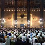 Kesunahan Tidak Makan Sebelum Shalat Idul Adha