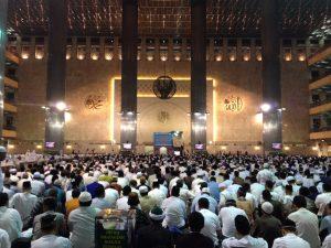 Menghadapi Hari Raya Idul Fitri