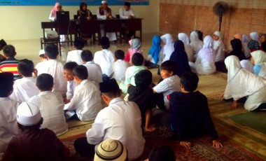 Ramadhan Seru di Pesantren Baitul Hikmah