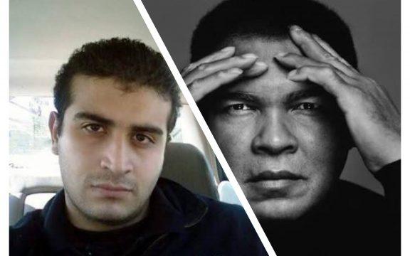 Muhammad Ali dan Omar Mateen