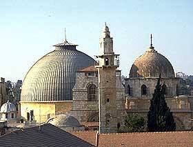 Khalifah Umar dan Gereja Makam Kudus