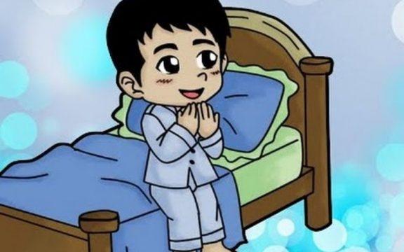 Bangun Tidur, Baca Doa ini Seraya Mengusap Muka