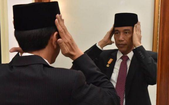 Pesan Gus Dur untuk Jokowi Jelang Pelantikan Presiden