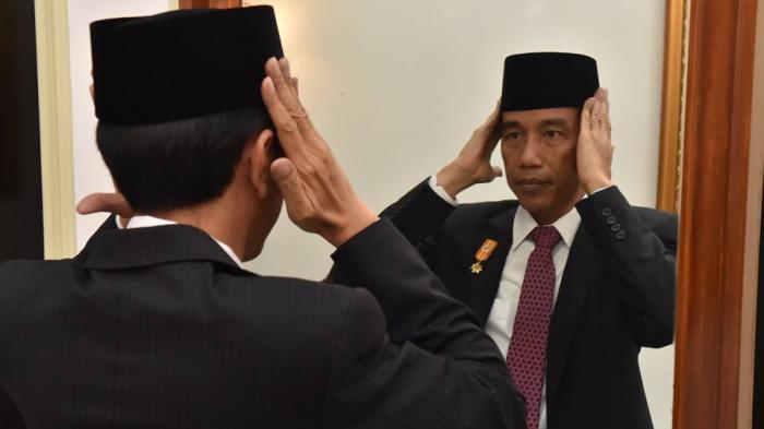 Jokowi: Al-Fatihah jadi Al-Fatekah