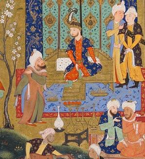 Kisah Raja Menjadi Sufi Karena Sebuah Roti