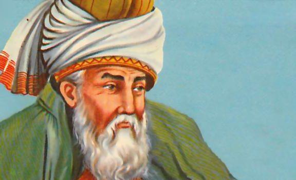 Denyut Cinta Maulana Rumi