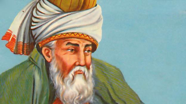 Maulana Rumi dan Wirling Darwis