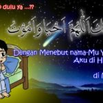 doa-sebelum-tidur