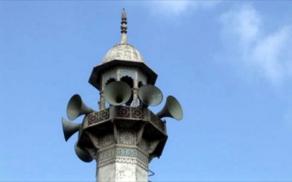 Dua Syaikh Berdebat tentang Speaker Masjid