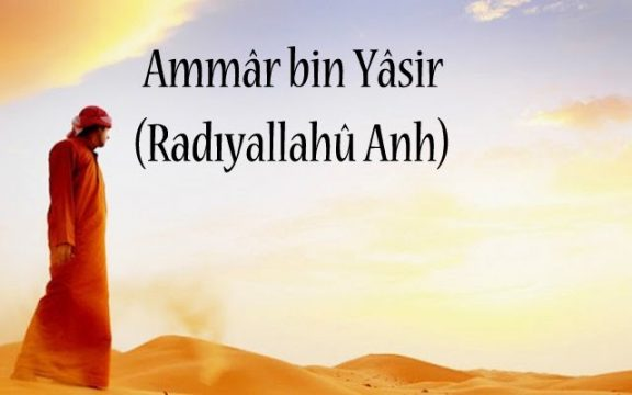 Ammar bin Yasir dan Roda Kehidupan yang Nggembel