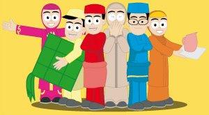 Persaudaraan Sesama Muslim