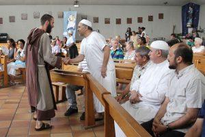 Muslim Prancis dan Italia Hadiri Misa untuk Solidaritas Penyerangan Gereja