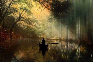 Bagaimana Penyair-Sufi Ronggowarsito Menemukan Sholat Daim?