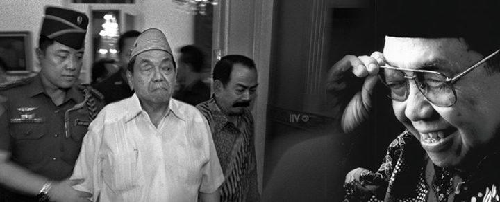 Kisah Gus Dur 'Mengakali' Intelijen