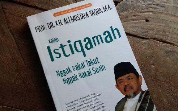 Pancaran Cahaya Imam Besar Masjid Istiqlal