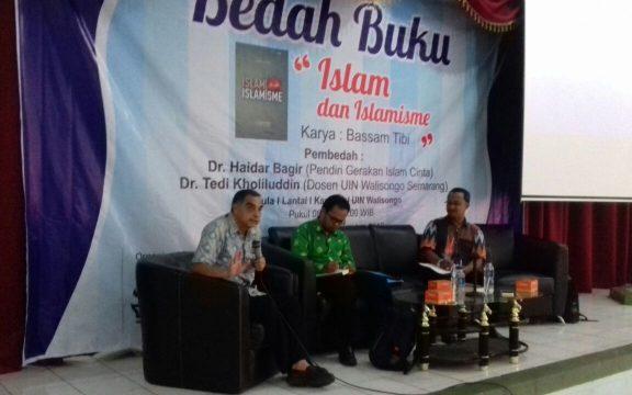 Islam Indonesia sebagai Rujukan Islam Moderat