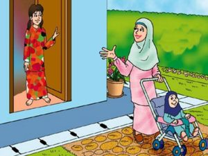 Hukum Berbuat Baik Kepada Tetangga Muslim dan Nonmuslim