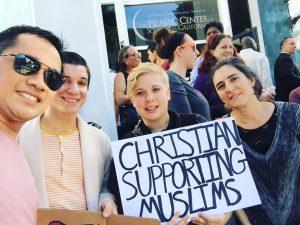 Kesaksian Hanung Bramantyo: Yahudi-Nasrani di Los Angeles Bersatu Lindungi Muslim