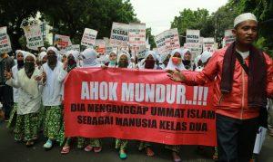 Rezim Penggusuran dan Menguatnya Kelompok Islam Garis Keras di Jakarta