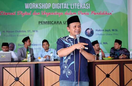 Pentingnya Literasi Digital Bagi Pendidikan Islam