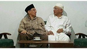 Ketika Gus Mus dan Quraish Shihab Bertemu