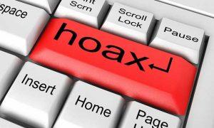 Menyebar Hoax Perbuatan Tercela, Ini Lima Cara Menghindarinya