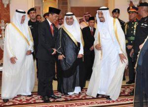 Raja Salman dan Alangkah Mahalnya Harga Pancasila
