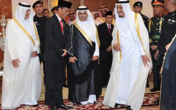 Lawatan Heboh Raja Salman