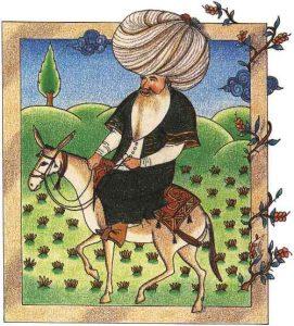 Humor Sufi: Ketika Nasruddin Tidak Mau Menyampaikan Khutbah Jum'at