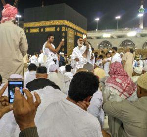 Ibadah Berasa Rekreasi, Relaksasi di Masjid Haromain