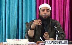 Gerakan Puritanisme Khalid Bassalamah
