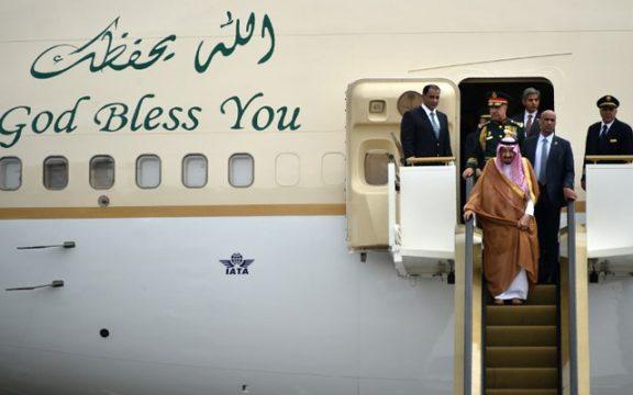 Kunjungan Berbau Bisnis Raja Salman