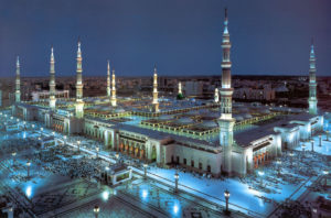 Coretan dari Tanah Suci: Cinta Nabi dan Kisah Umar bin Abdul Aziz (4)