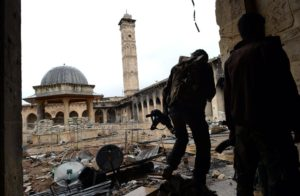 Masjid-masjid Bersejarah Korban Perang di Irak dan Suriah