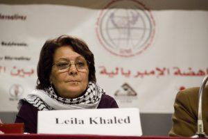 Laela Khaled, Potret Pejuang Perempuan  Revolusioner di Palestina
