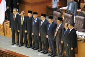 Anggota Dewan Pengawas Badan Pengelola Keuangan Haji Akhirnya Disahkan DPR
