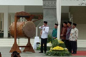 Simbol Islam Ramah di Masjid Hasyim Asy'ari