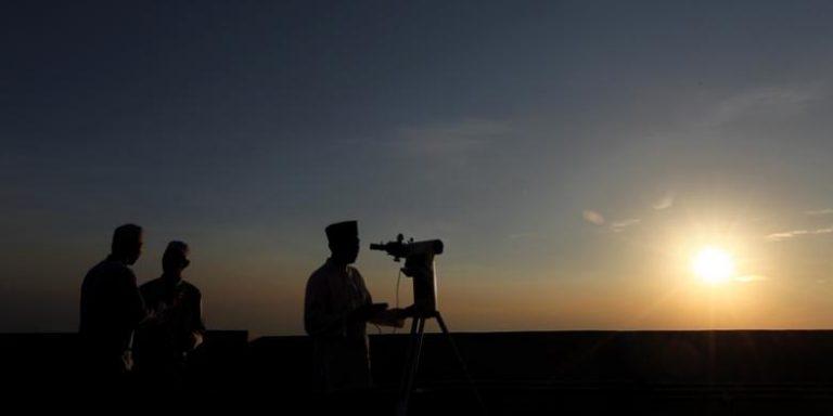 Ada Gerhana Matahari Cincin, Ini Empat Sunnah Saat Terjadi Gerhana Matahari